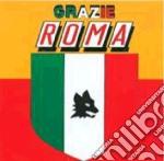 Grazie Roma cd musicale di