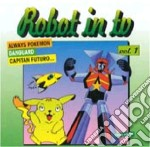 Robot In Tv #01 cd musicale di