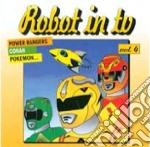 Robot In Tv #04 cd musicale di