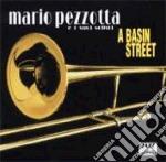 Mario Pezzotta E I Suoi Solisti - A Basin Street cd musicale di