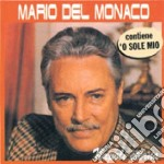 Mario Del Monaco - Napoli Eterna cd musicale di