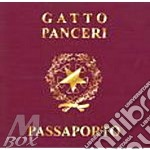 PASSAPORTO cd musicale di PANCERI GATTO