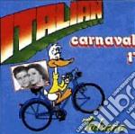 Italian Carnaval 01 cd musicale di