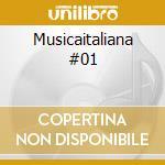 Musicaitaliana #01 cd musicale di