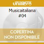 Musicaitaliana #04 cd musicale di