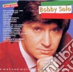 Bobby Solo - Il Meglio cd musicale di