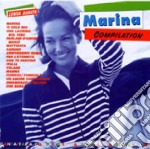 Marina Compilation cd musicale di