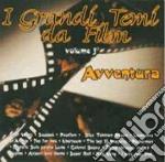 I Grandi Temi Da Film  #01 - Avventura cd musicale di