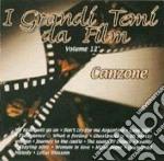 I Grandi Temi Da Film  #12 - Canzone cd musicale di
