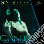 Cantolopera - Soprano #01 cd musicale di