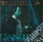 Cantolopera - Arie Per Baritono, Vol.2 - Base Orchestrale Per La Pratica Del Canto cd musicale di