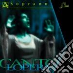Cantolopera - Arie Per Soprano, Vol.4 - Base Orchestrale Per La Pratica Del Canto cd musicale di