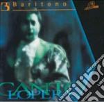 Cantolopera - Baritono 03 cd musicale di