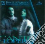 Cantolopera - Duetti Per Soprano, Mezzosoprano, Baritono, Vol.2- Base Strumentale Per Il Canto cd musicale di