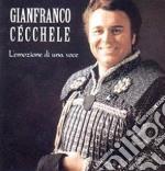 Gianfranco Cecchele - L'Emozione Di Una Voce cd musicale di