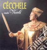 Gianfranco Cecchele Canta Verdi cd musicale di