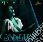 Cantolopera - Arie Per Soprano, Vol.7 - Base Orchestrale Per La Pratica Del Canto cd musicale di