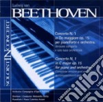 Beethoven Ludwig Van - Concerto N.1 Op.15 Per Pianoforte E Orchestra - Base Orchestrale cd musicale di