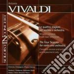 Le Quattro Stagioni  (2 Cd) cd musicale di