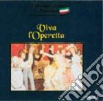 Viva L'Operetta (2 Cd) cd musicale di