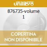 876735-volume 1 cd musicale di Grandi band 60/70