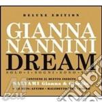 GIANNADREAM-SOLO I SOGNI-DELUXE 2CD       cd musicale di Gianna Nannini