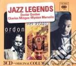 Jazz legends (box original columbia jazz cd musicale di ARTISTI VARI
