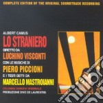 Straniero (Lo) / Uomini Contro cd musicale di Francesco Rosi, Luchino Visconti