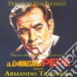 Armando Trovaioli - Il Commissario Pepe cd musicale di O.S.T.