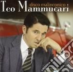 Disco malinconico cd musicale di Teo Mammucari
