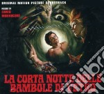 La Corta Notte Delle Bambole Di Vetro  cd musicale di O.S.T.