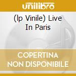(LP VINILE) LIVE IN PARIS lp vinile di John Coltrane