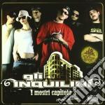 I MOSTRI CAPITOLO 3 cd musicale di INQUILINI