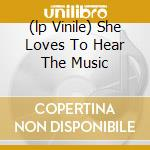(LP VINILE) SHE LOVES TO HEAR THE MUSIC lp vinile di Asha Puthli