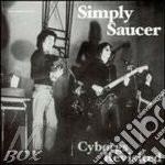 (LP VINILE) Cyborgs revisited lp vinile di Saucer Simply