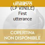 (LP VINILE) First utterance lp vinile di Comus