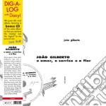 (LP VINILE) O amor o sorriso e a flor lp vinile di Joao Gilberto