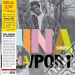 (LP VINILE) Nina at newport lp vinile di Nina Simone