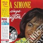 (LP VINILE) Nina simone sings ellington lp vinile di Nina Simone