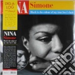 (LP VINILE) Black is the color of my true love's hai lp vinile di Nina Simone
