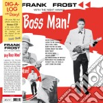 (LP VINILE) Hey boss man! lp vinile di Frank & night Frost