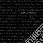 1 2 3 cd musicale di Serge Gainsbourg