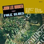 (LP VINILE) FOLK BLUES                                lp vinile di John lee Hooker
