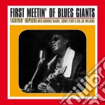 (LP VINILE) First meetin' of blues giants lp vinile di Lightnin' Hopkins