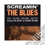 (LP VINILE) Screamin' the blues lp vinile di Oliver sexte Nelson