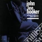 (LP VINILE) Plays and sings the blues lp vinile di John lee Hooker