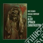 (LP VINILE) Richard strauss'also sprach zarathustra lp vinile di Fritz +csorc Reiner