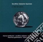 A VERY FAR PLACE cd musicale di SERAFINO SABATINI QU