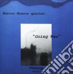 Enrico Bracco Quartet - Going Wes cd musicale di BRACCO ENRICO QUARTE