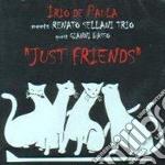Irio De Paula Feat.r.sellani/basso - Just Friends cd musicale di DE PAULA IRIO ft SEL